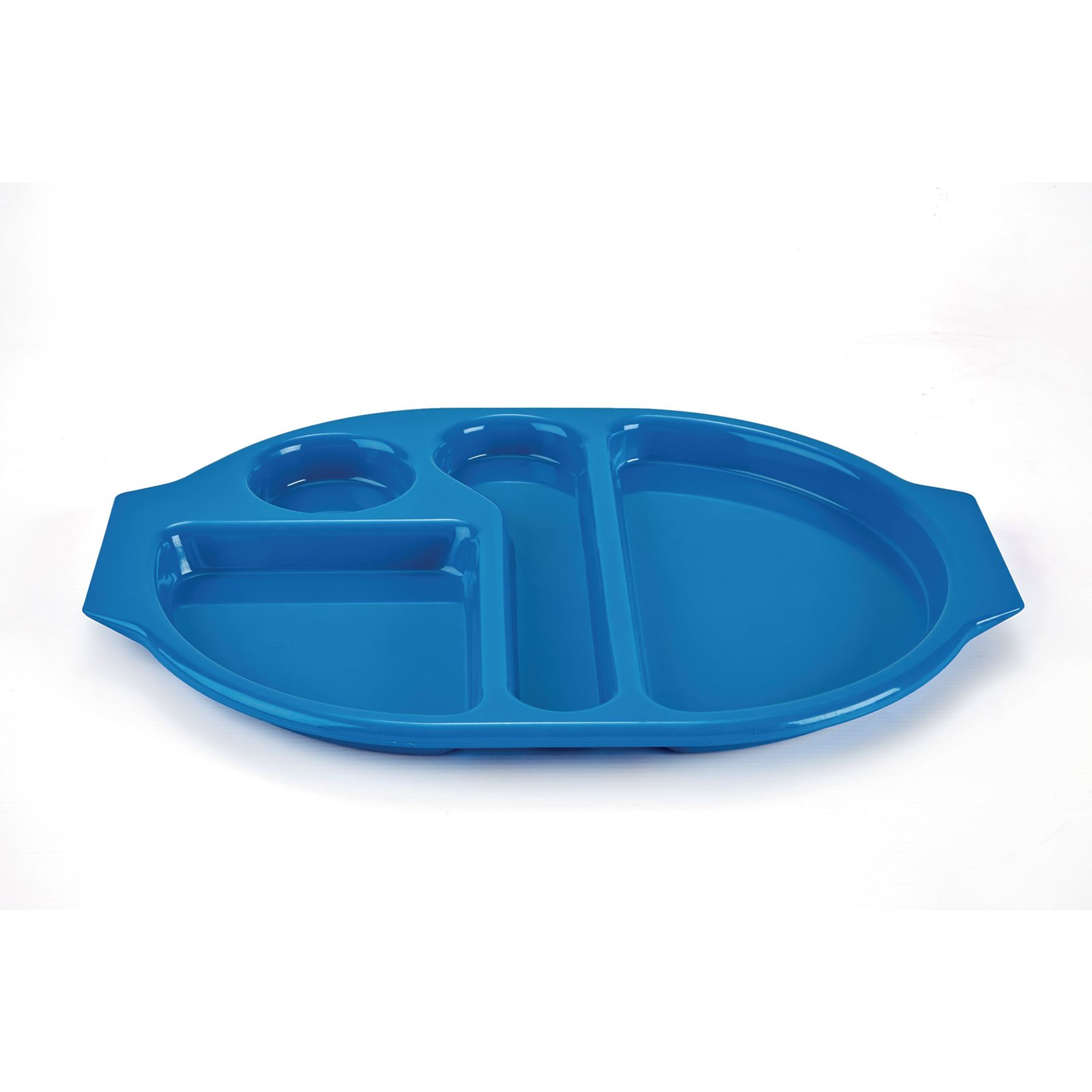 Meal Trays - Large - Blue