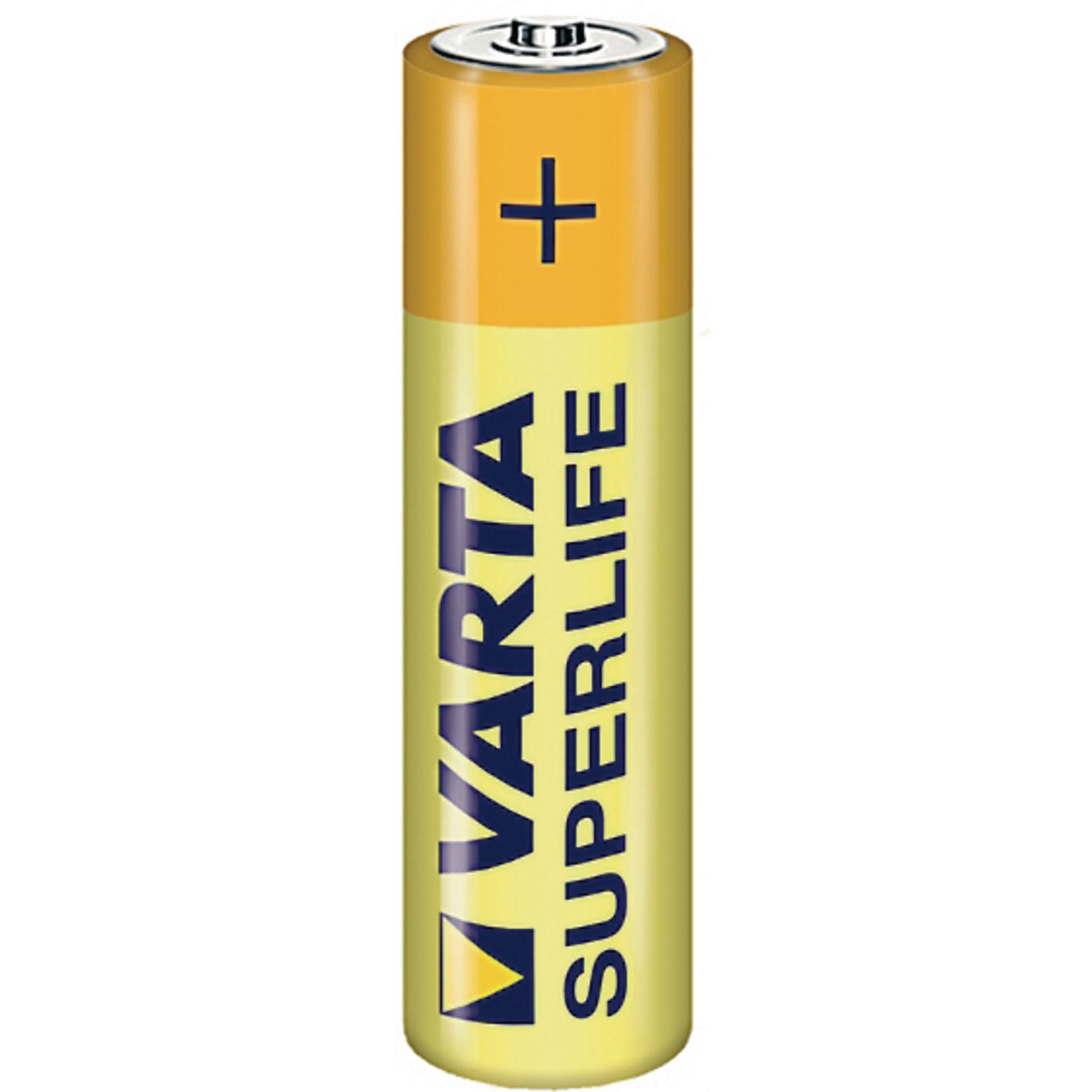 Varta Zinc Battery AAA R03 P4