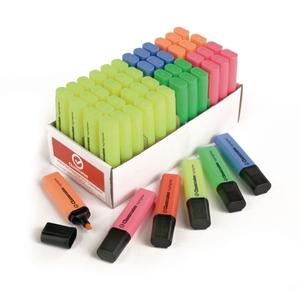 Classmates Highlighters 5 Colours Pk 48