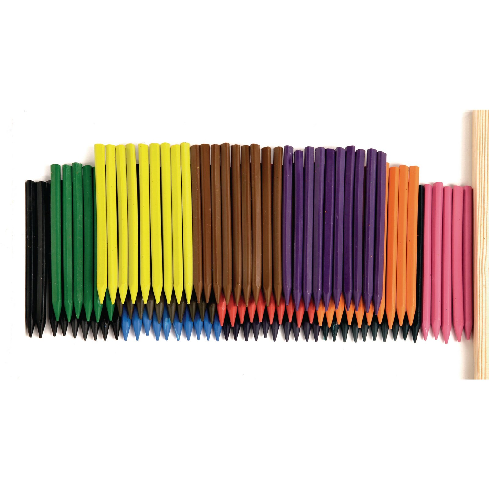 Classmates Plastic Crayons Pack of 300