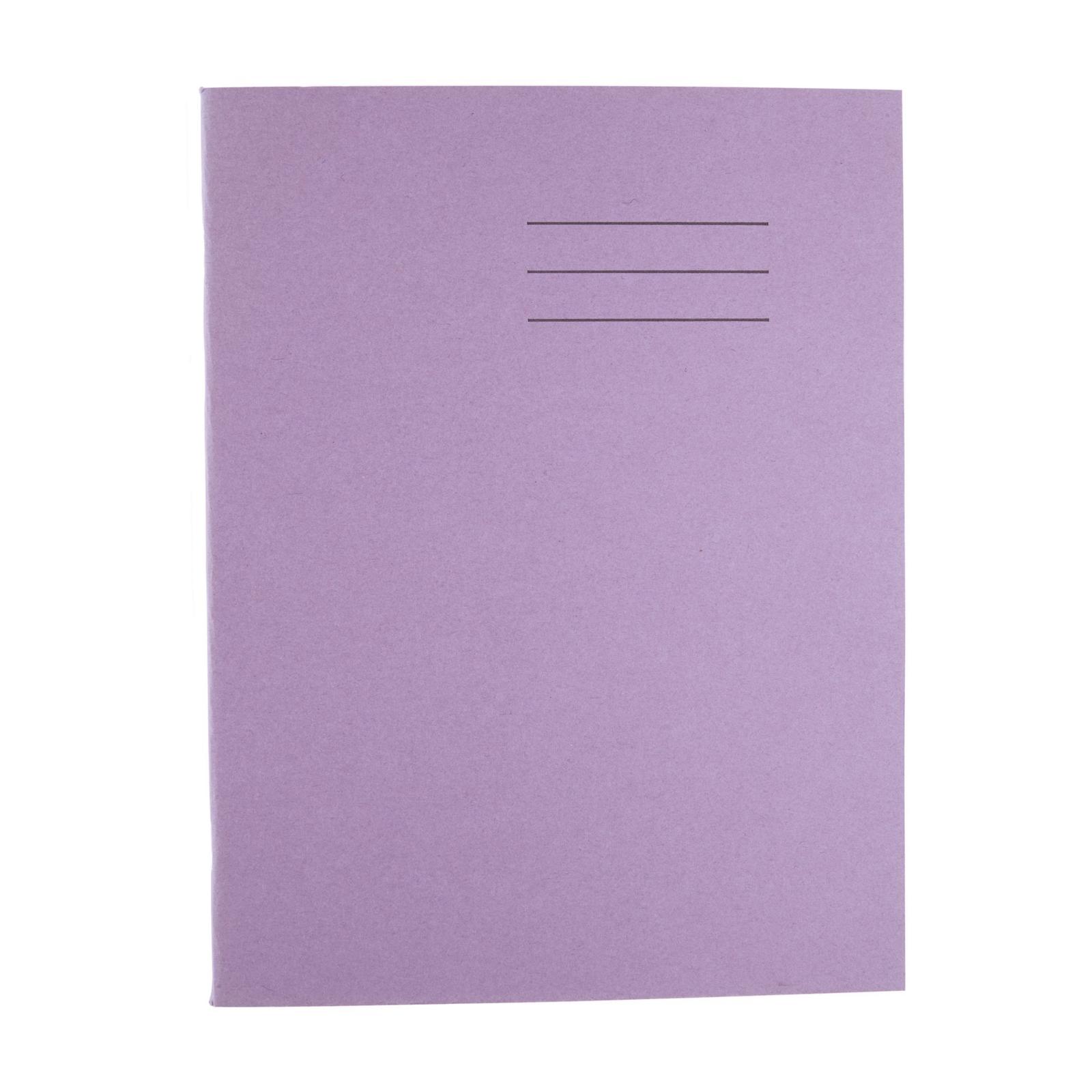 "Handwriting Book 8x6.5"" 40 page Purple P100"