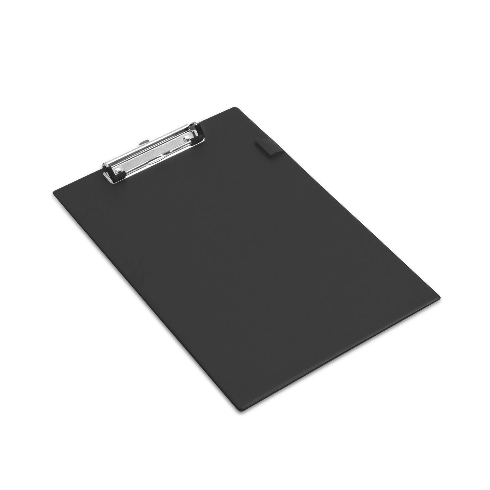 PVC ClipboardBlack - Pack of 10