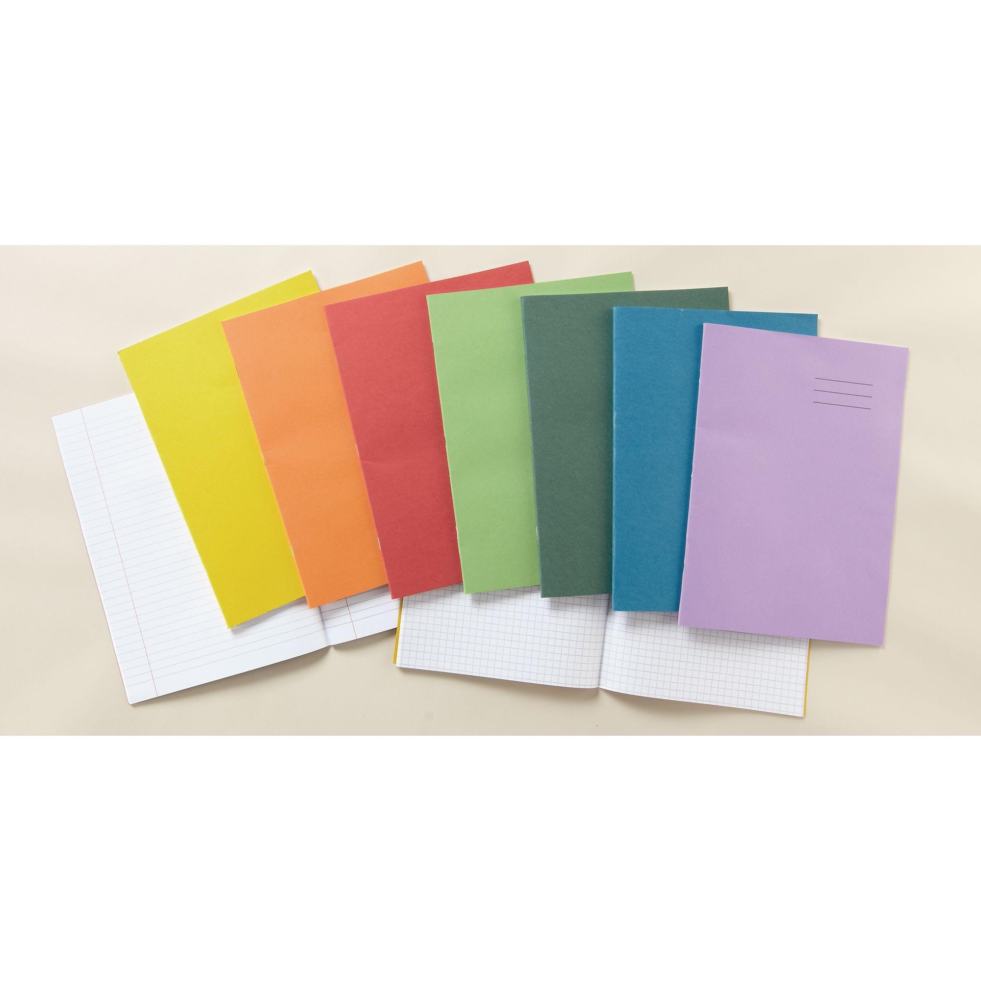 Classmates Light Blue A4 Classmates Exercise Book 64 Pages Plain (Pack of 50)