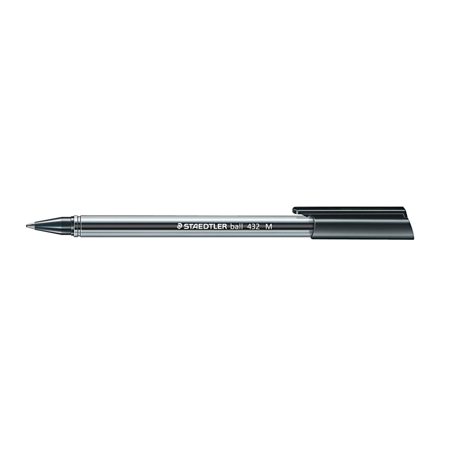 Staedtler Ballpoint Pen Black - Pack of 50