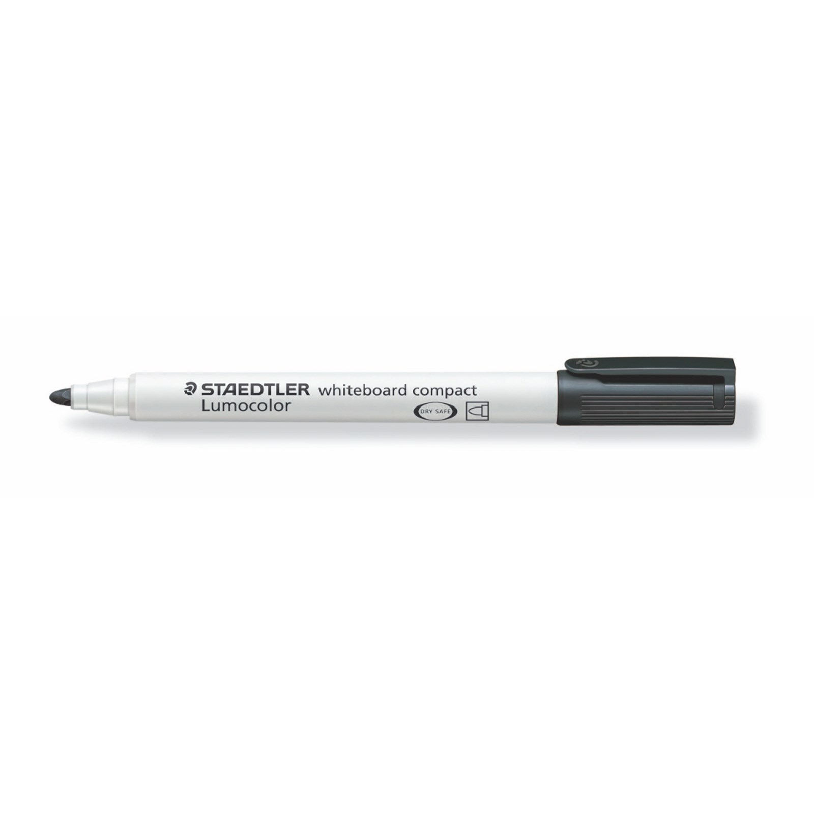 Staedtler Whiteboard Marker Pens Black, Bullet Tip - Pack of 36