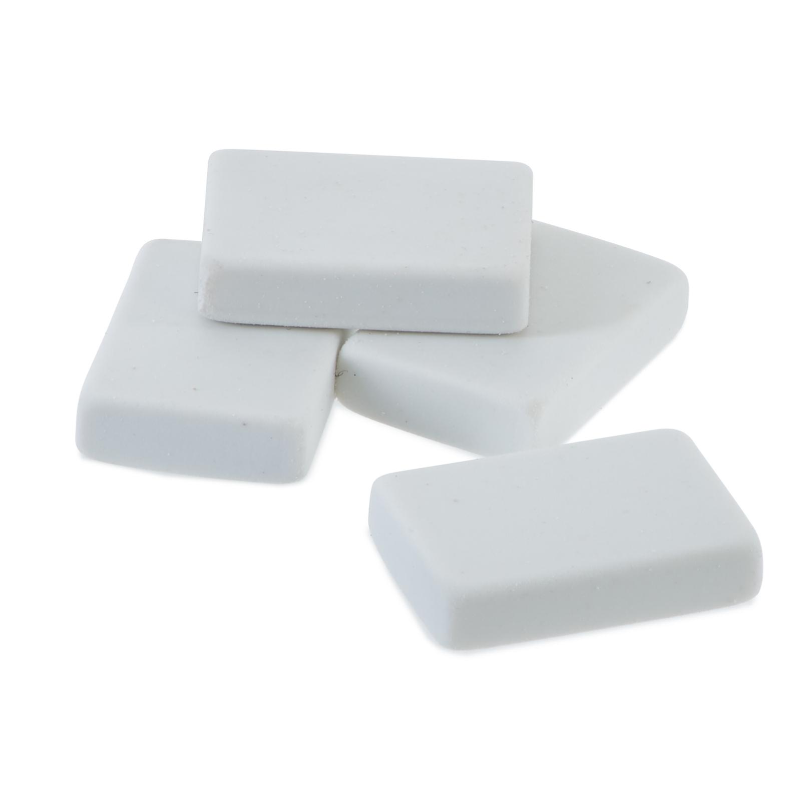Classmates Eraser Large White - Pack of 24