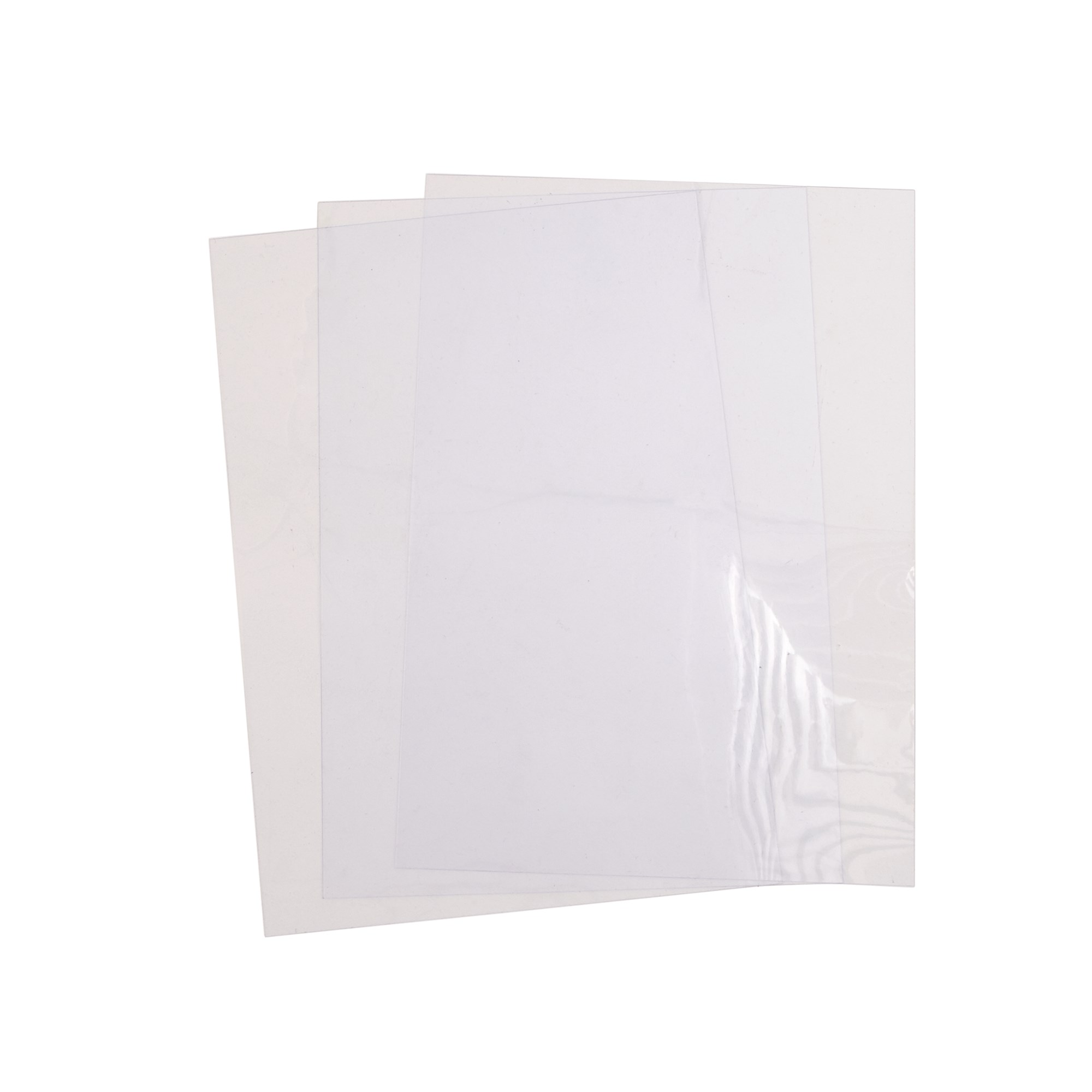 Clear PVC Binding Covers - - Box of 100