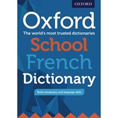 French Oxford School Dictionaries Pack 5