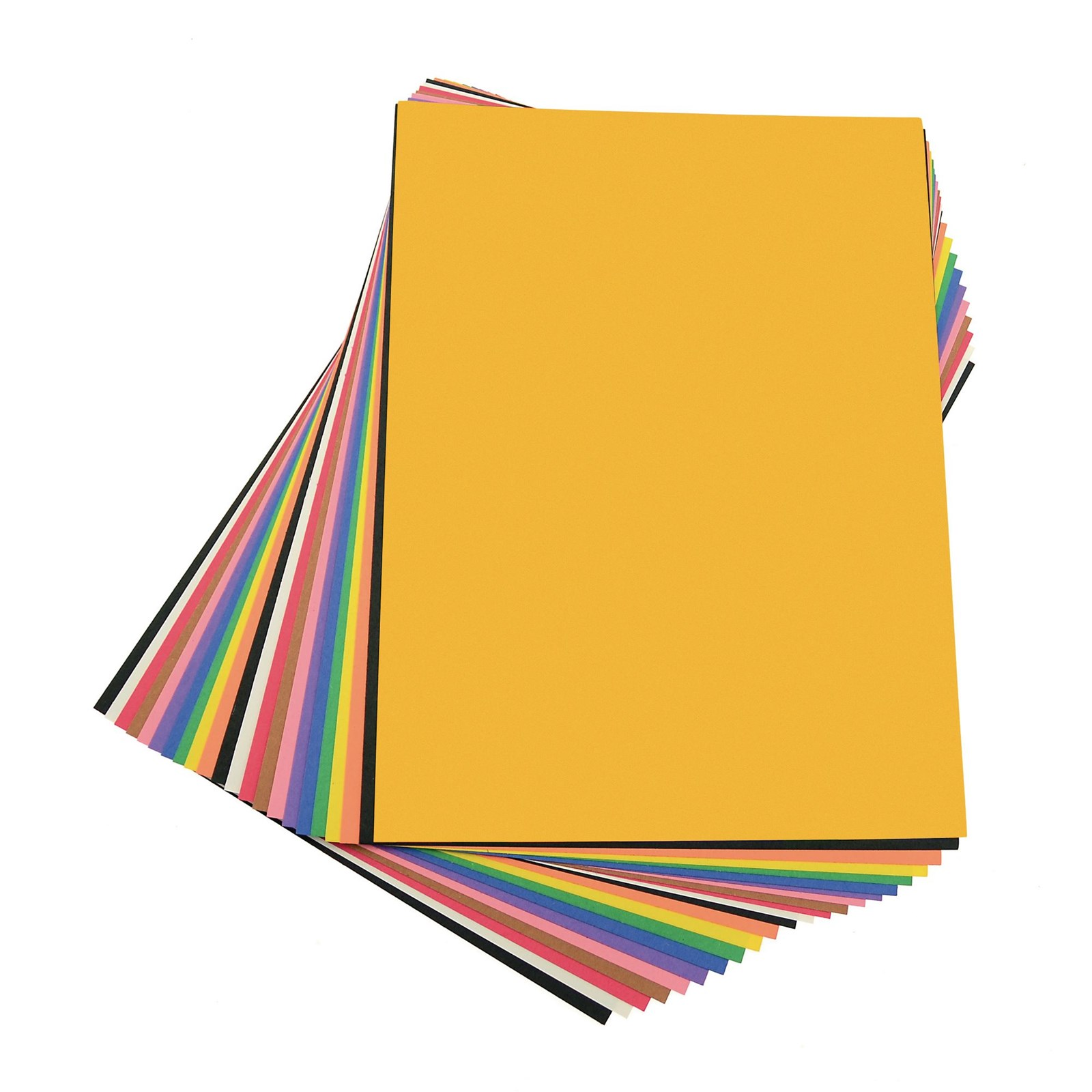 Spectra Construction A4+ Paper Assortment - Pack of 50