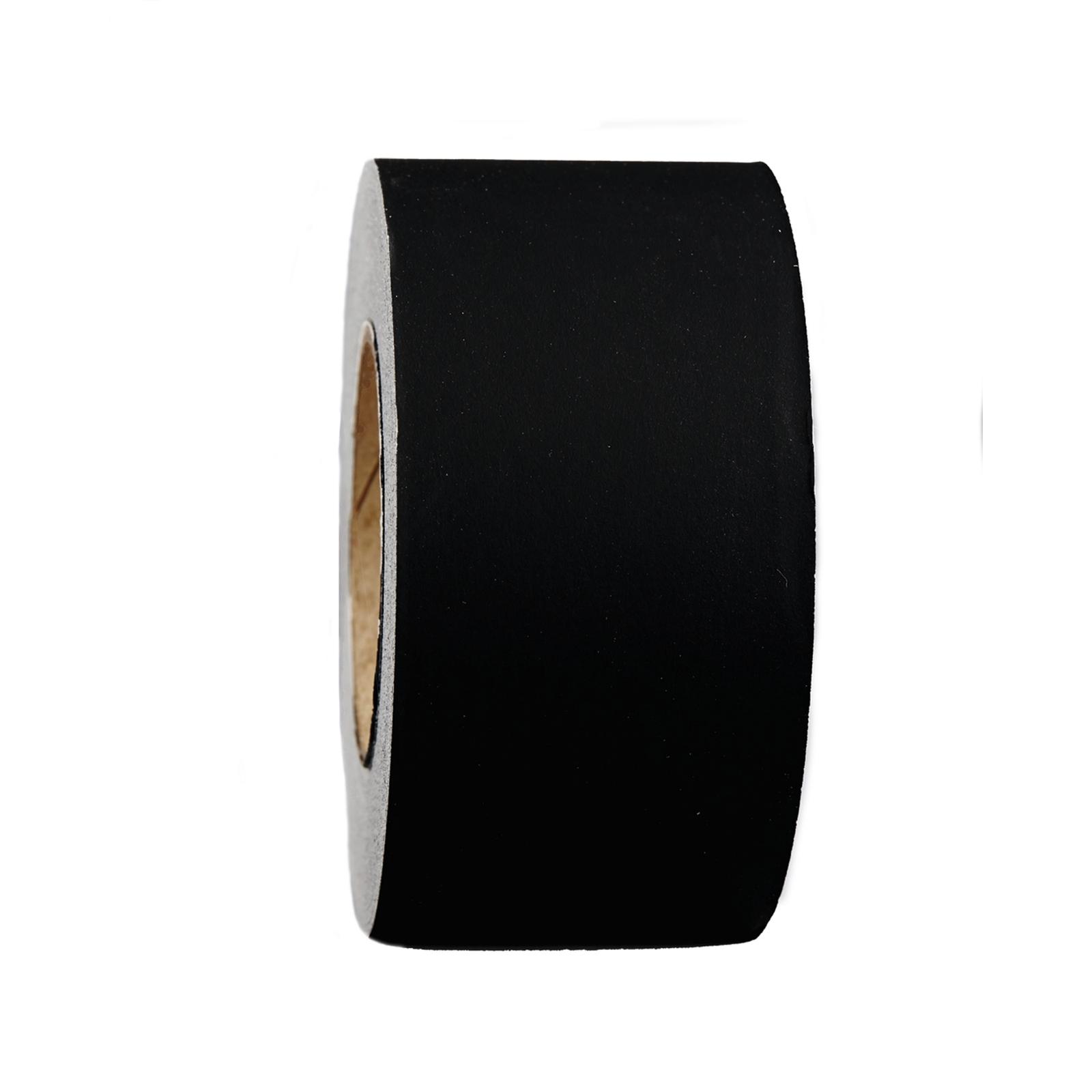 Educraft Paper Straight Cut Border Rolls - Black