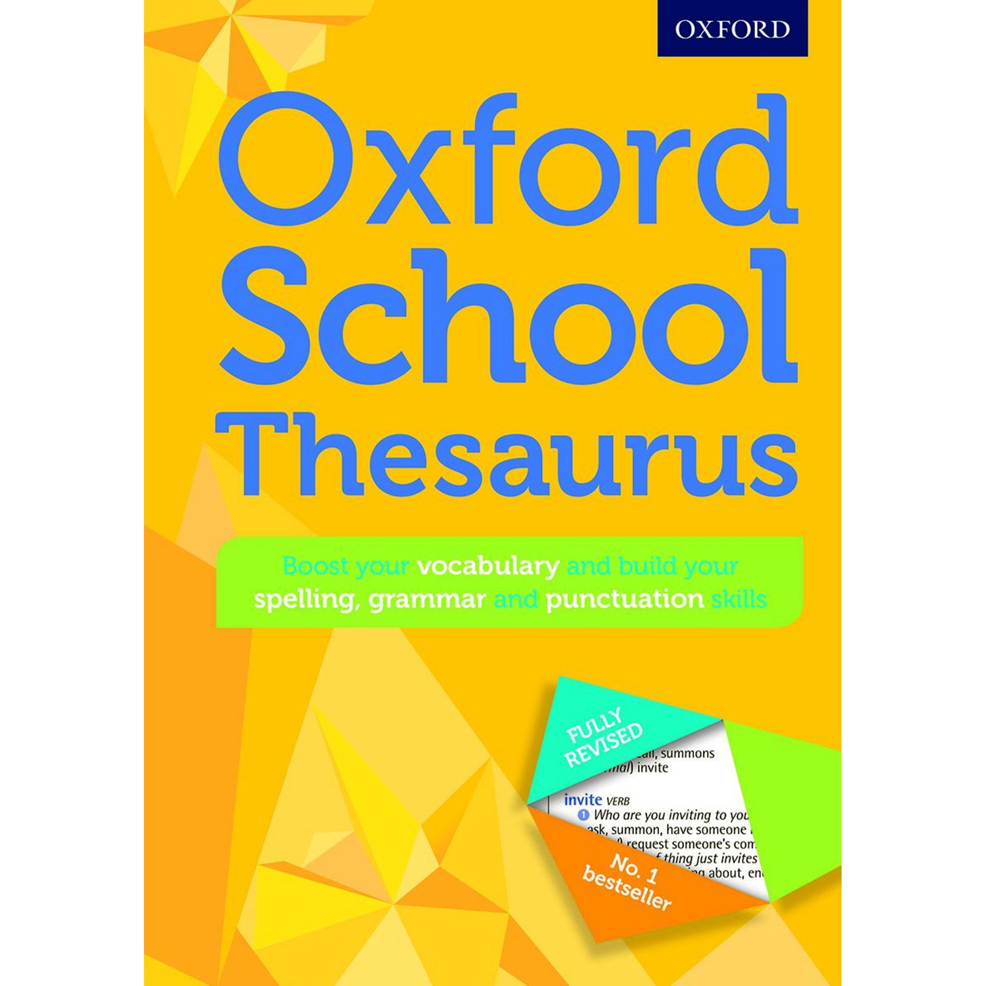 Oxford School Thesaurus - HE359404 | Hope Education