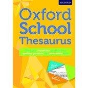 Oxford School Thesaurus Pack of 15