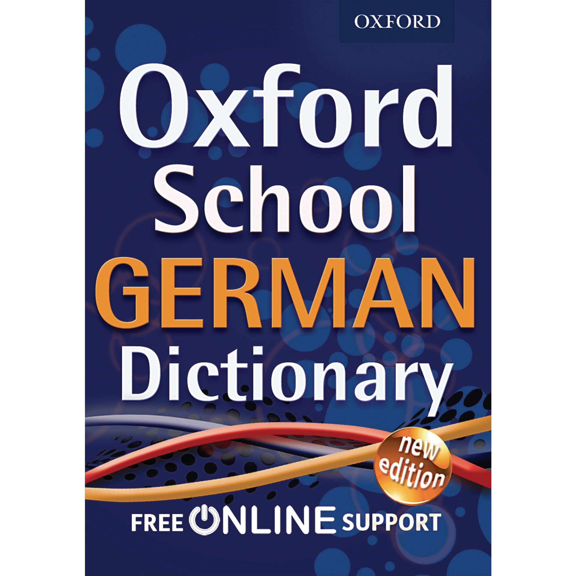 The Oxford School German Dictionary