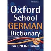 German Oxford School Dictionaries Pack 5