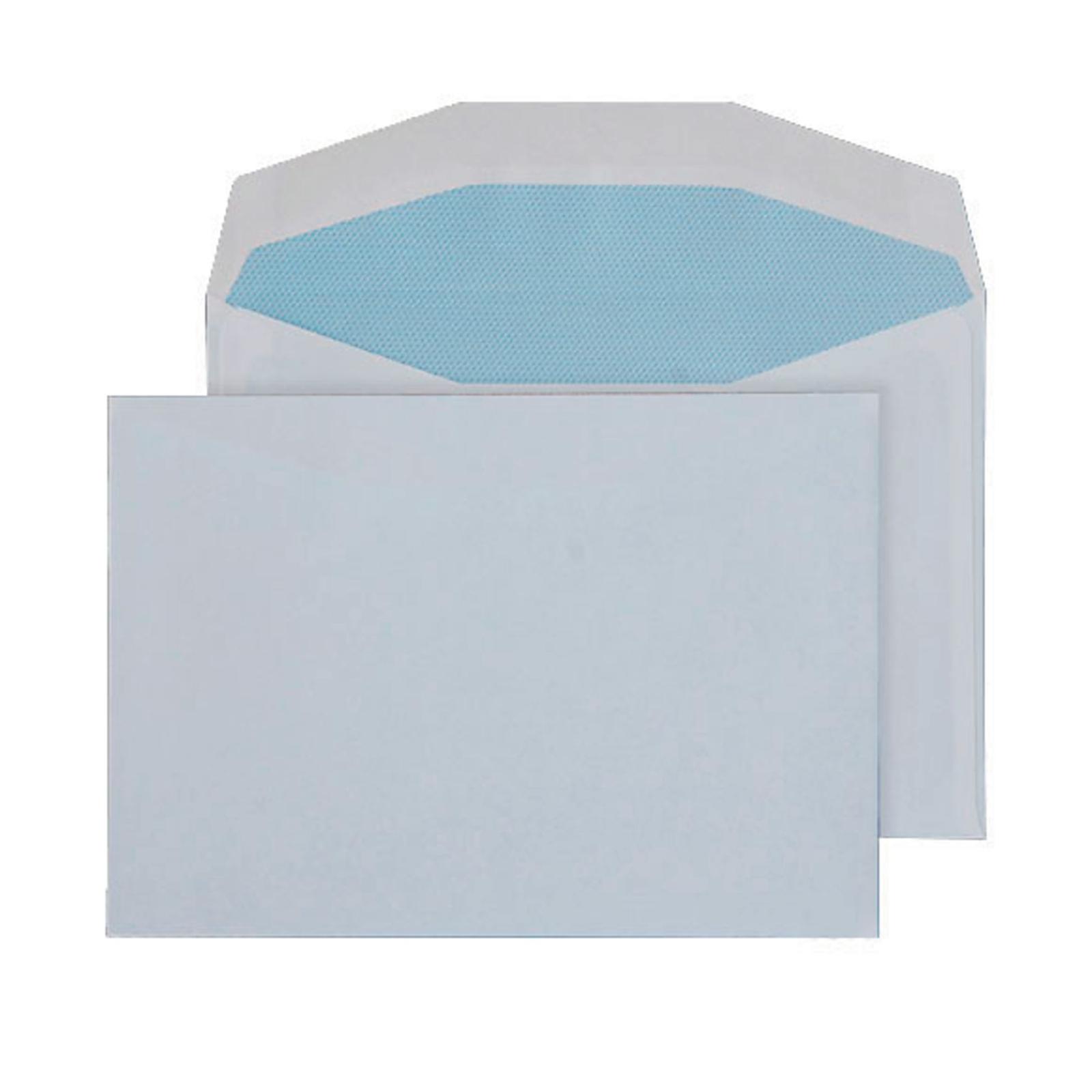 C6 White Self Seal Wallet Envelopes - Box of 1000