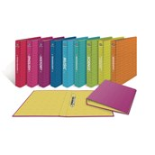IXL A4 Curriculum Ring Binder Geography - Pack of 10