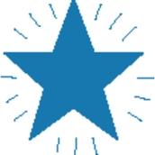 X Stamper Refill Ink - Blue