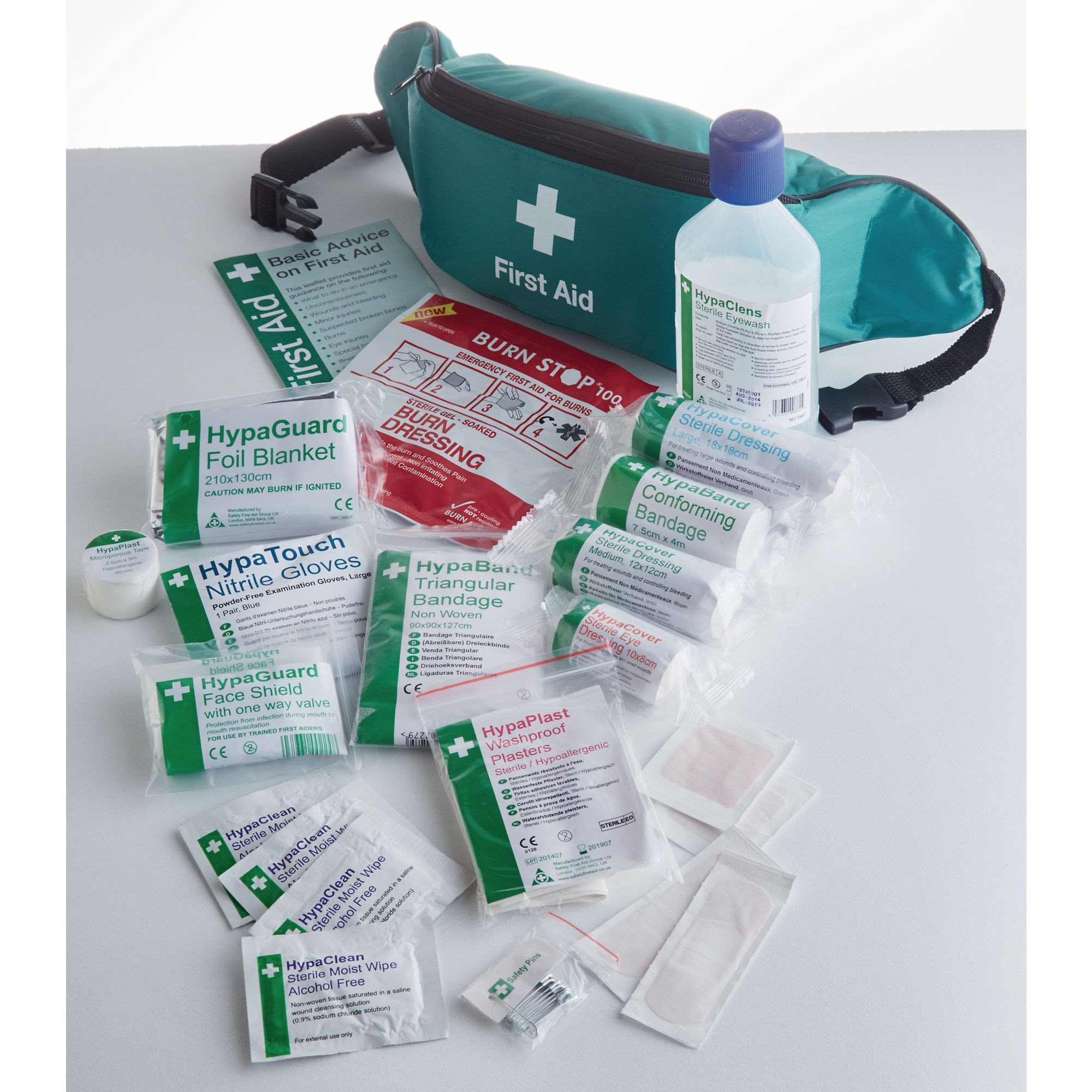 Travelling First Aid Kit