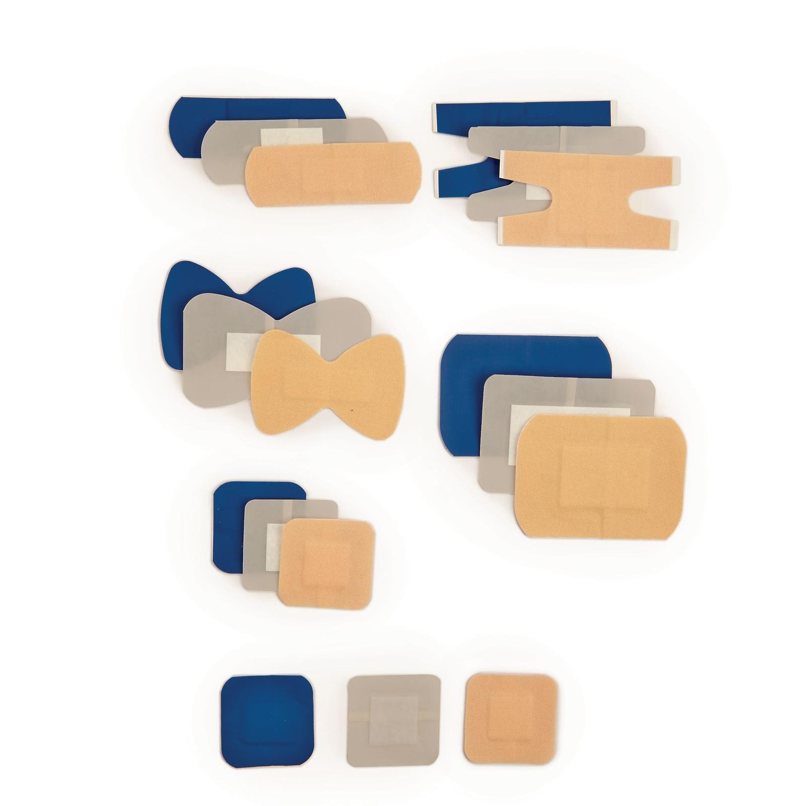 Classmates Detectable Plasters - Assorted