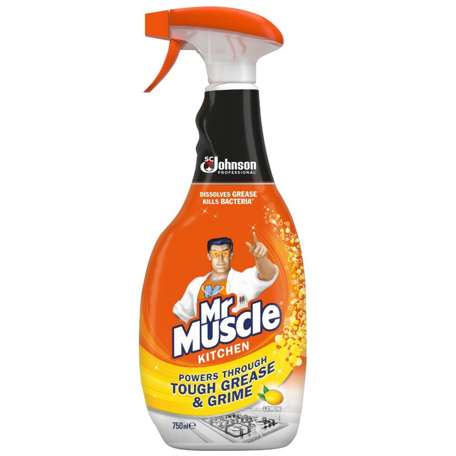 Kitchen Cleaner: Mr Muscle® 5 In 1 Kitchen Cleaner