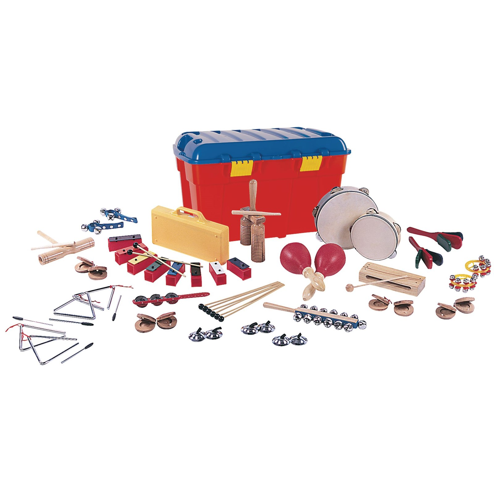 Performance Percussion Set - Pack of 28