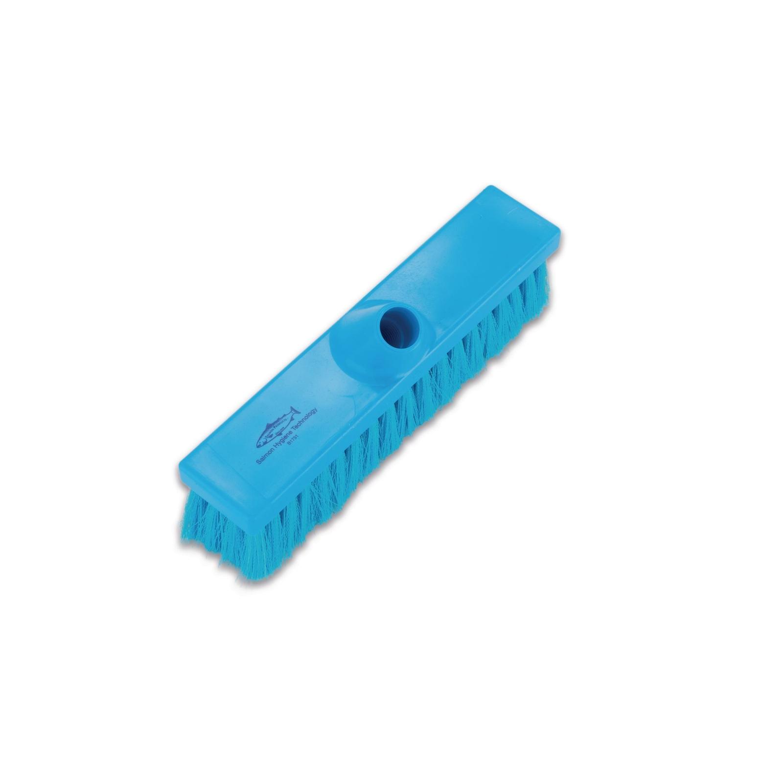 Blue Hygiene Broom Set
