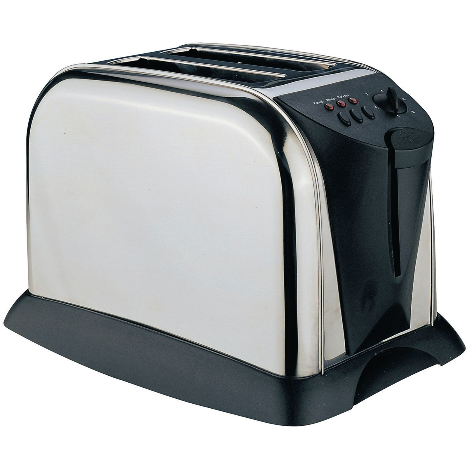 cream retro toaster smeg style slice toasters