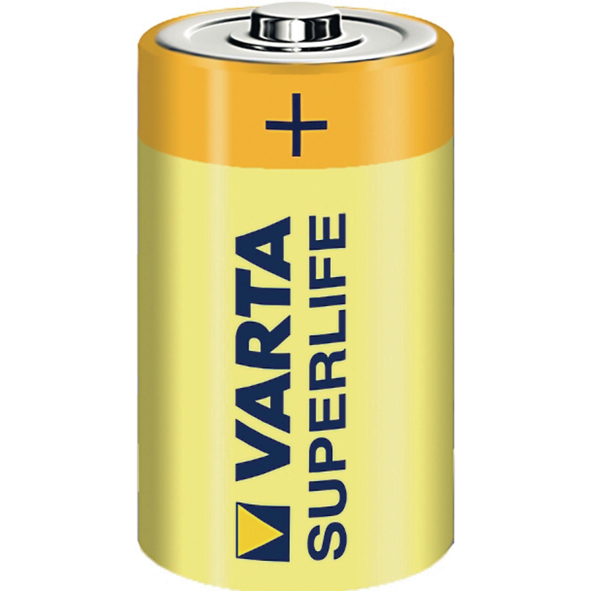Varta Zinc Battery C R14 P2