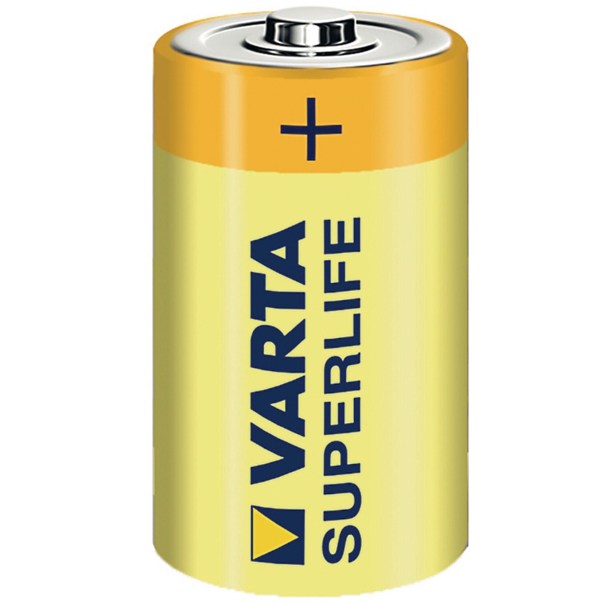 Varta Zinc Battery D R20 P2