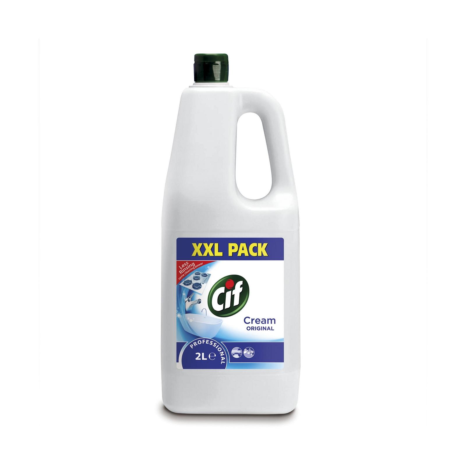 Cif Pro Formula Cream Cleaner