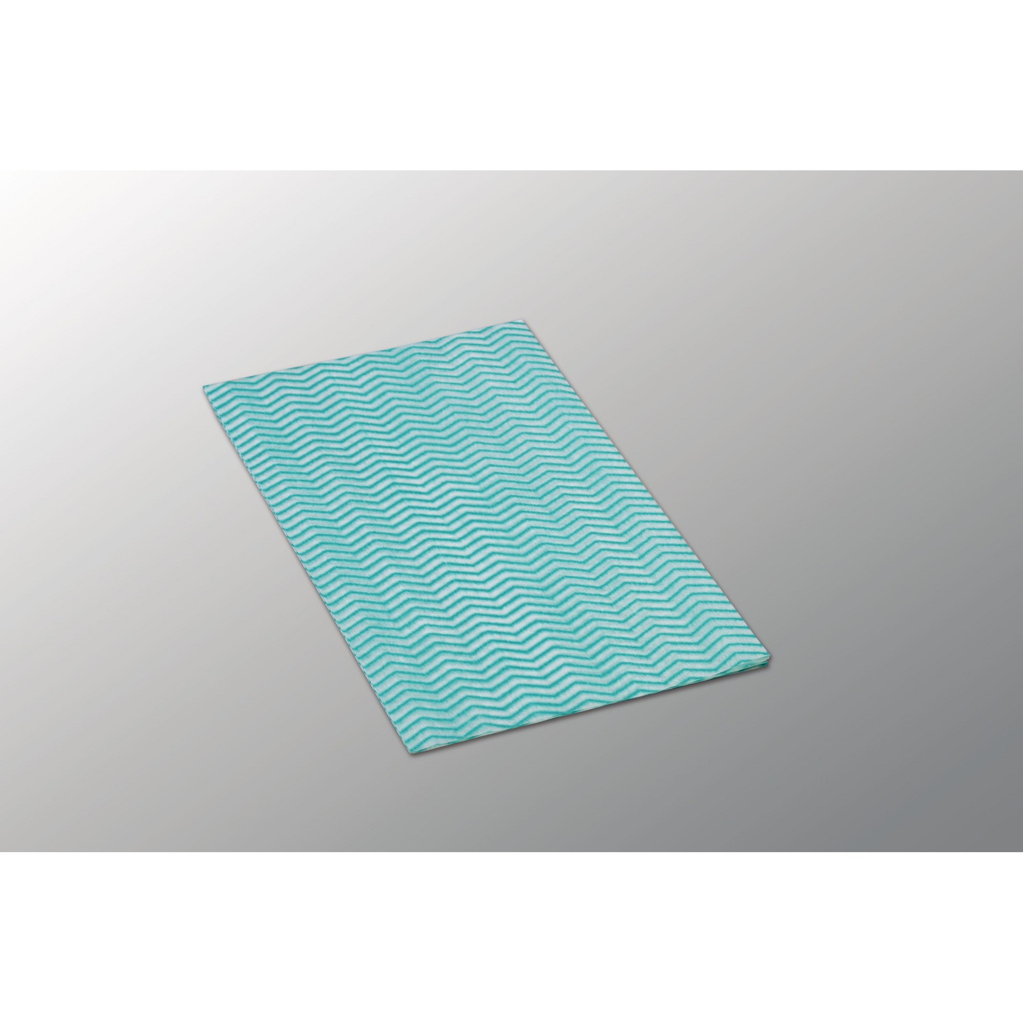 Vileda® Lightweight Wiping Cloth Green (Pack of 100)