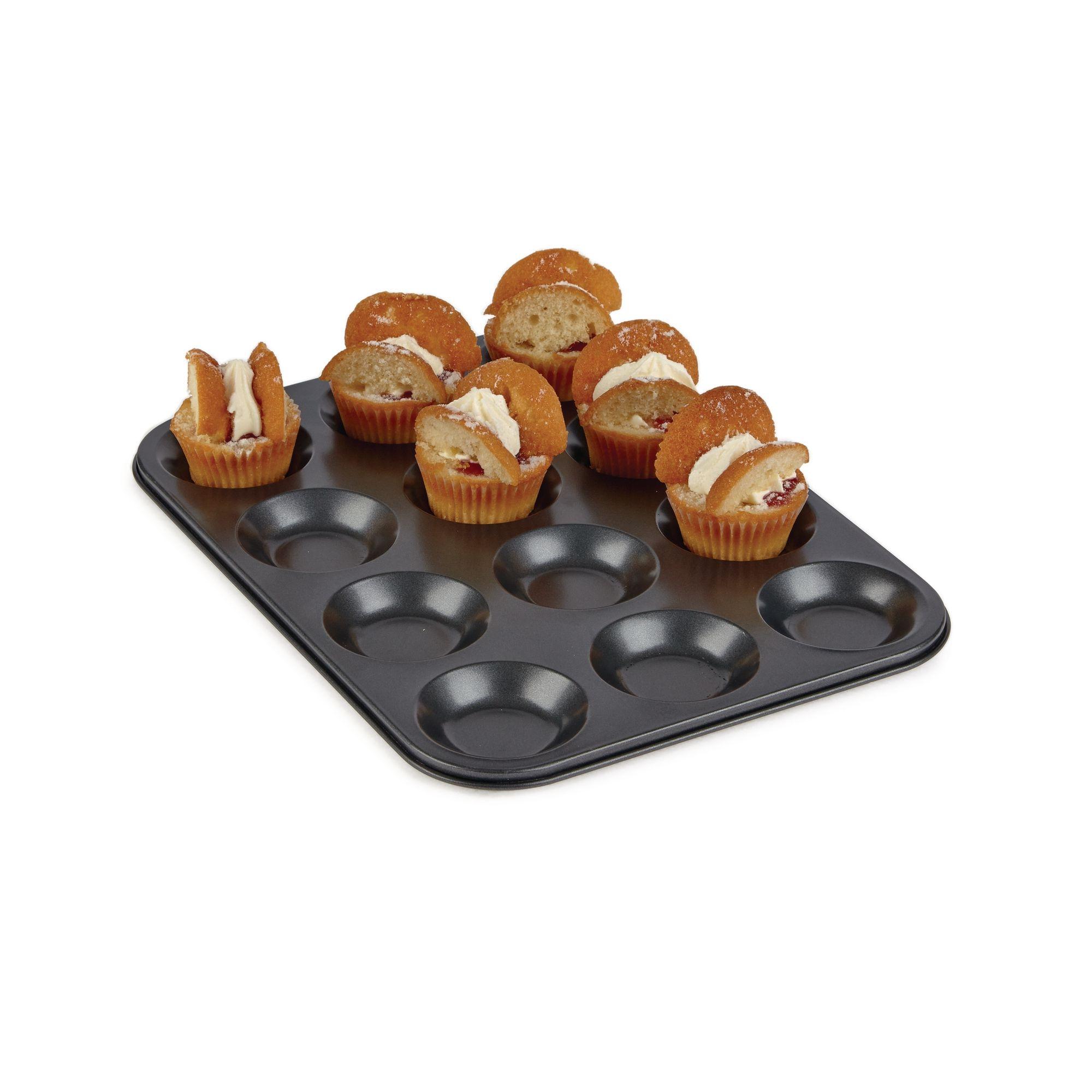 Non-Stick Bun Muffin 314x238mm