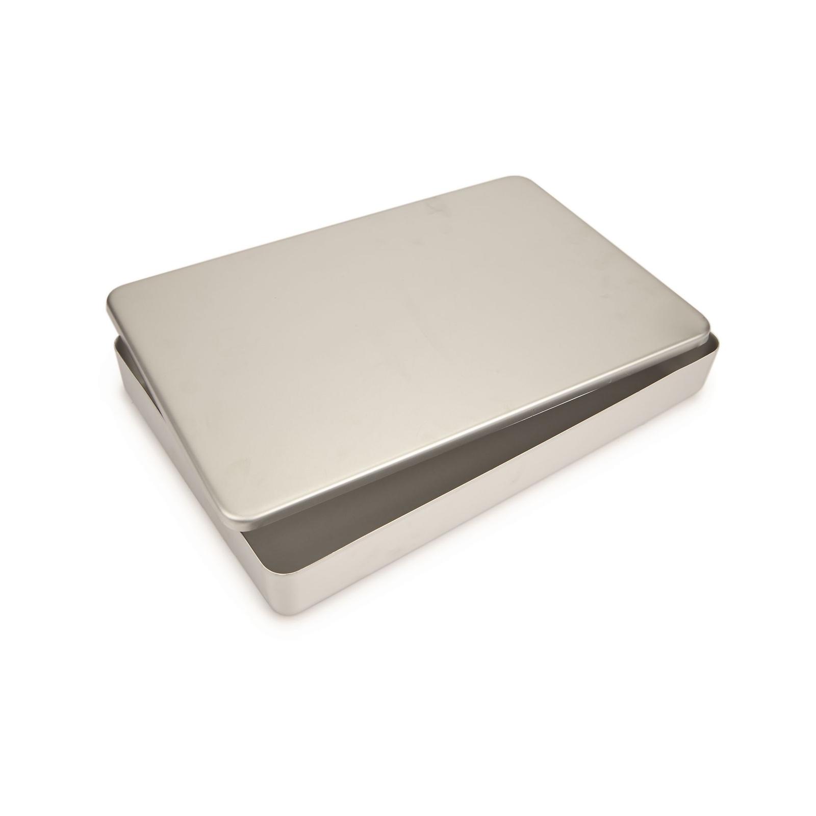 Aluminium Baking Trays with Lid - 83mm