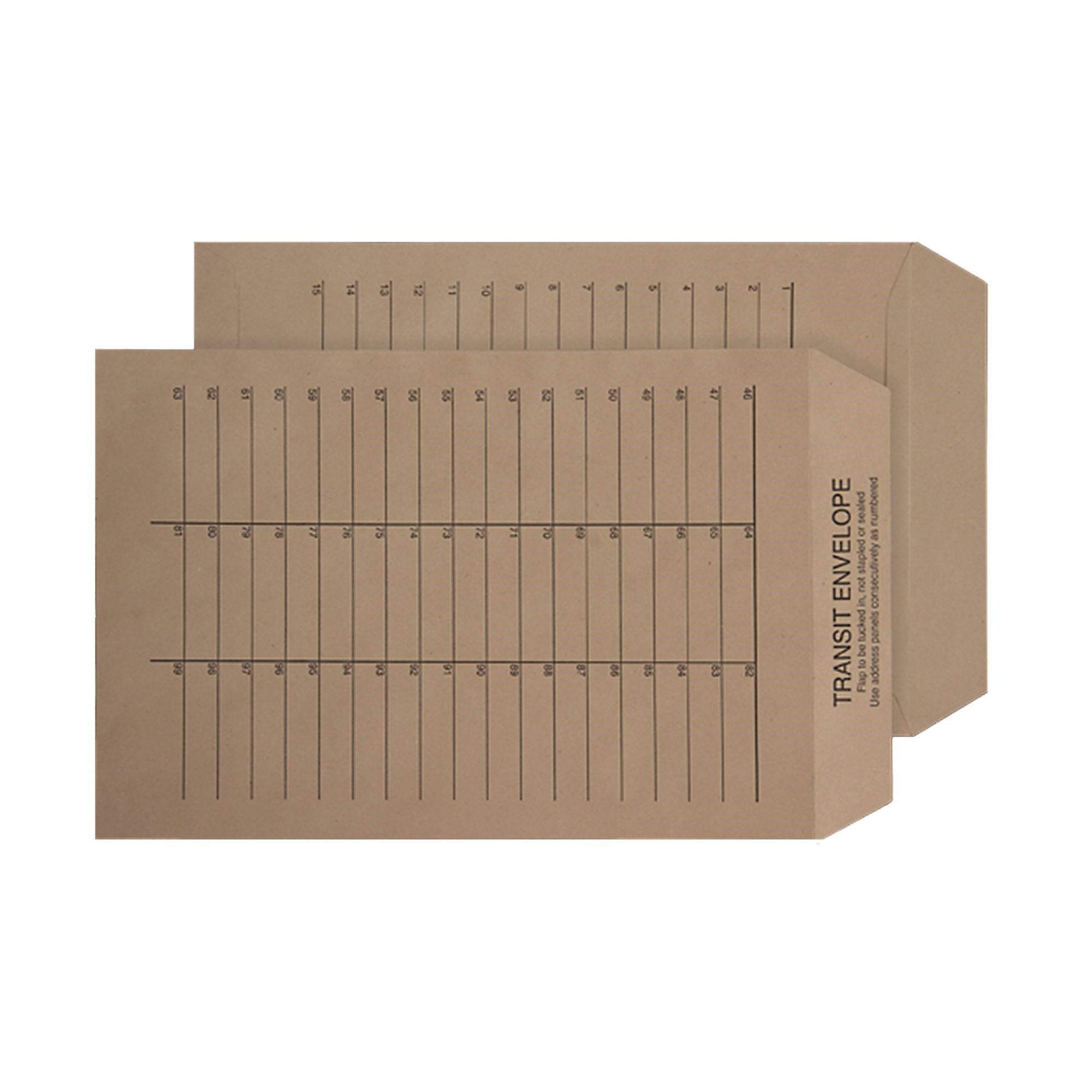 C4 Internal Mail Mail Resealable Envelopes [Box of 250]