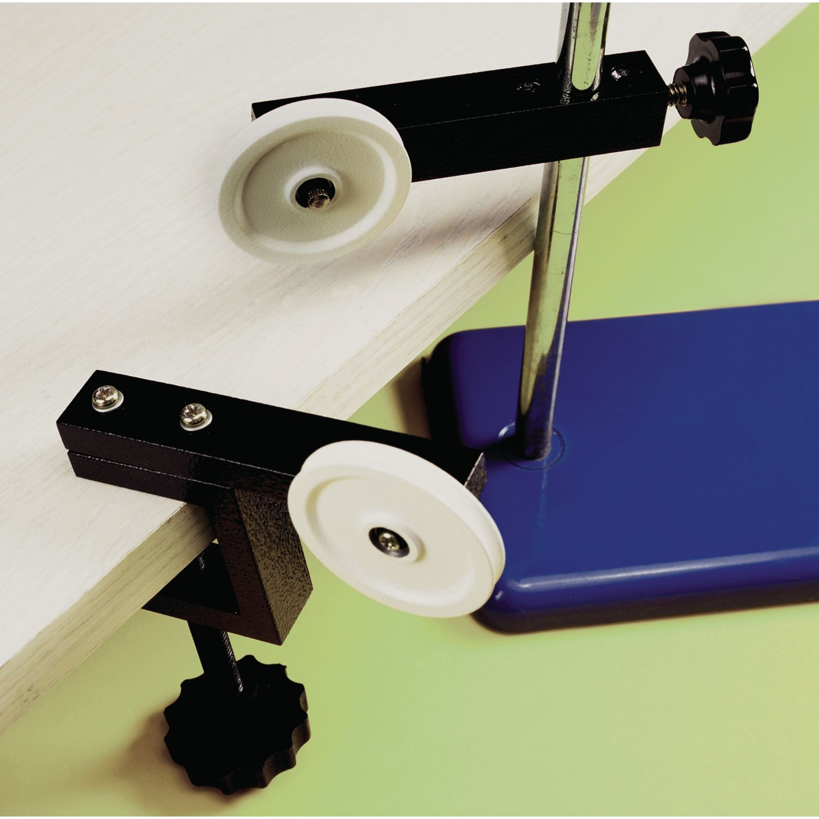 Clamp Fitting Bench Pulley