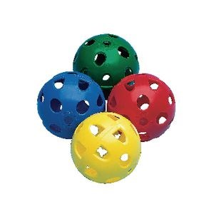 Gamester Perforated Balls - Pack of 12