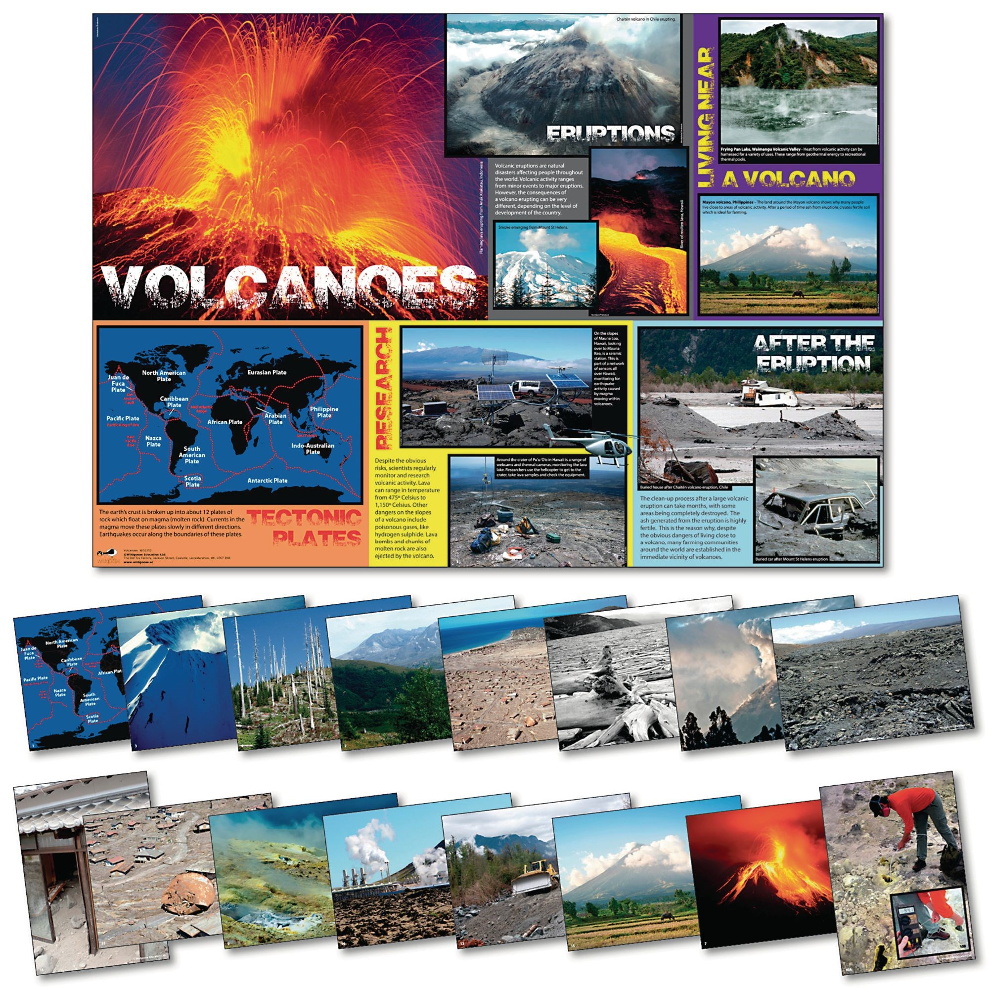 Volcanoes Photos and Posters