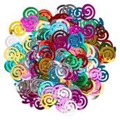 Swirl Sequins