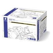 Staedtler HB Graphite  Noris Pencils - Pack of 600