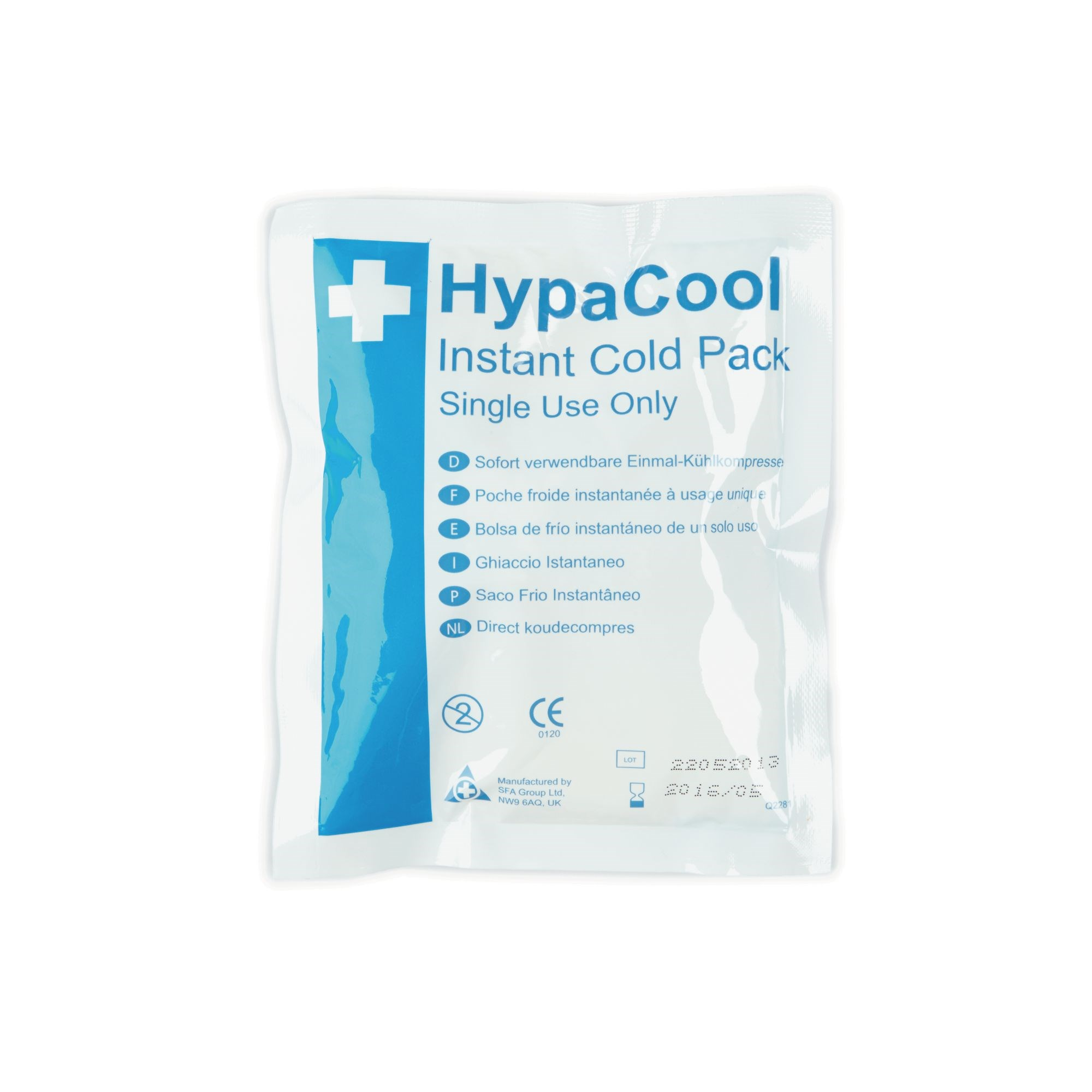 Instant Ice pack small 24