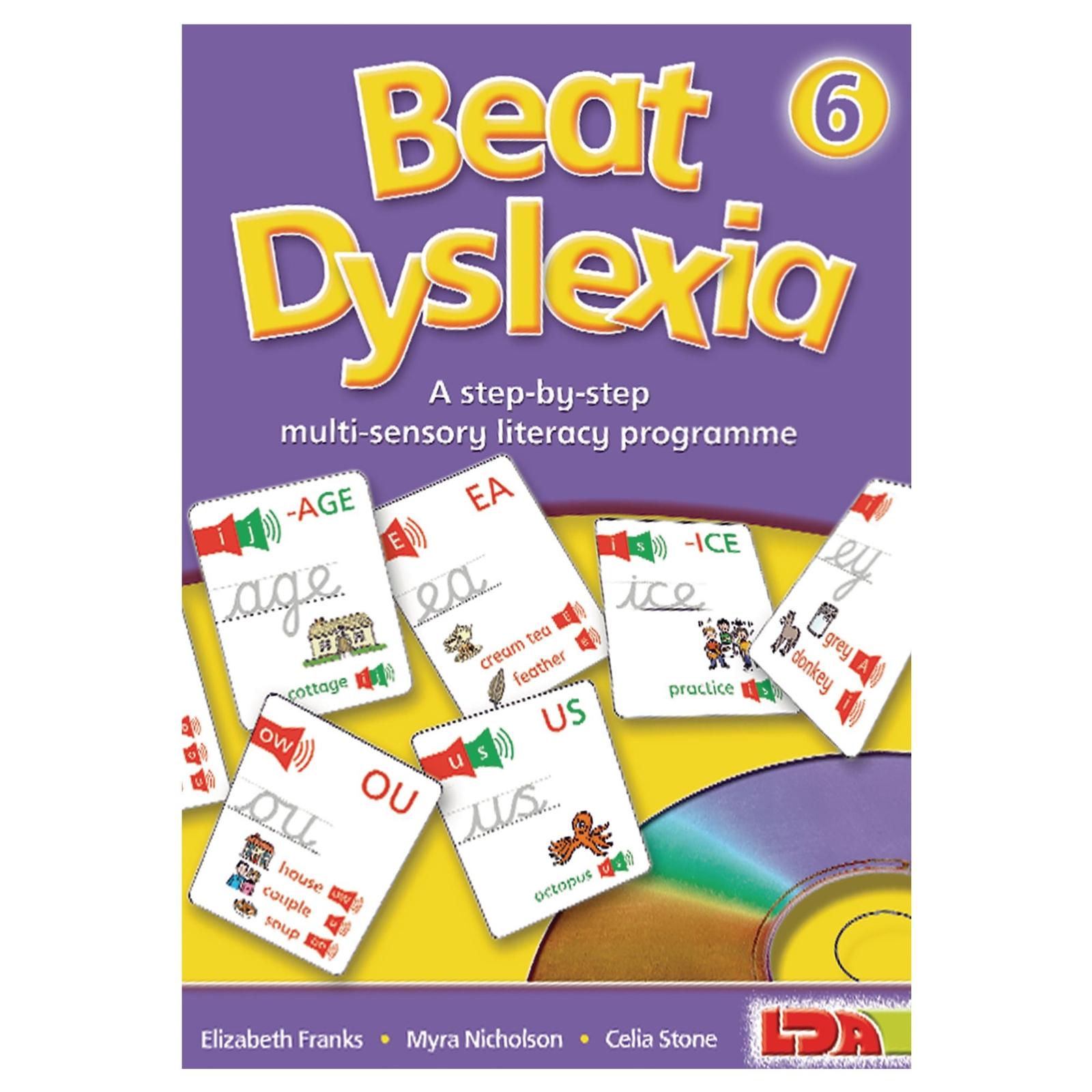 Beat Dyslexia 6