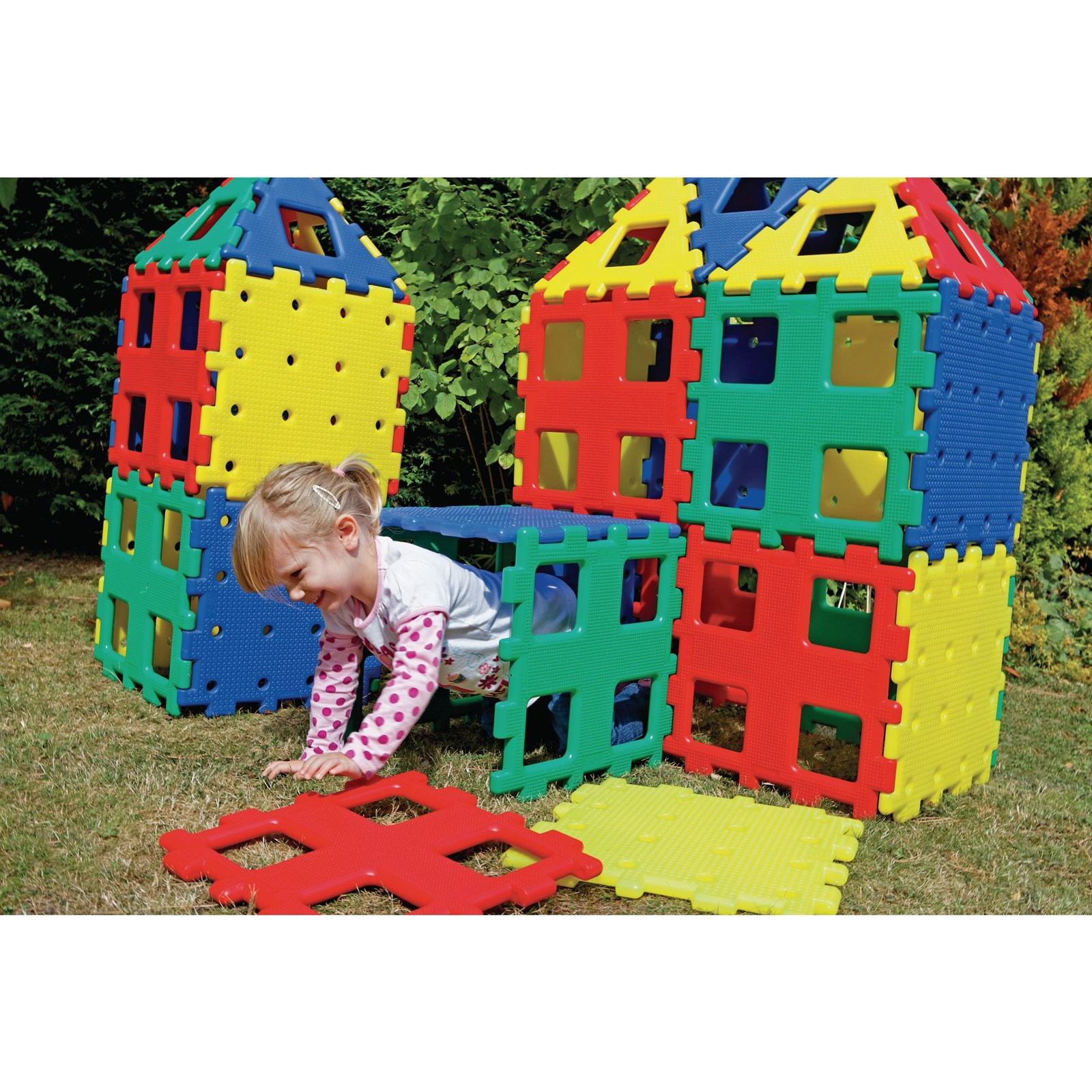 XL Polydron Set 3 - Pack of 36