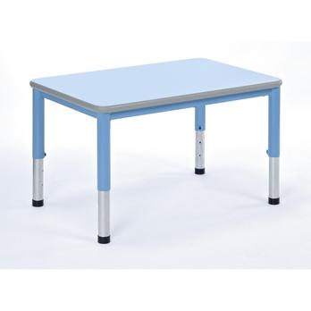 Harlequin Rectangular Height Adjustable Steel Classroom Table