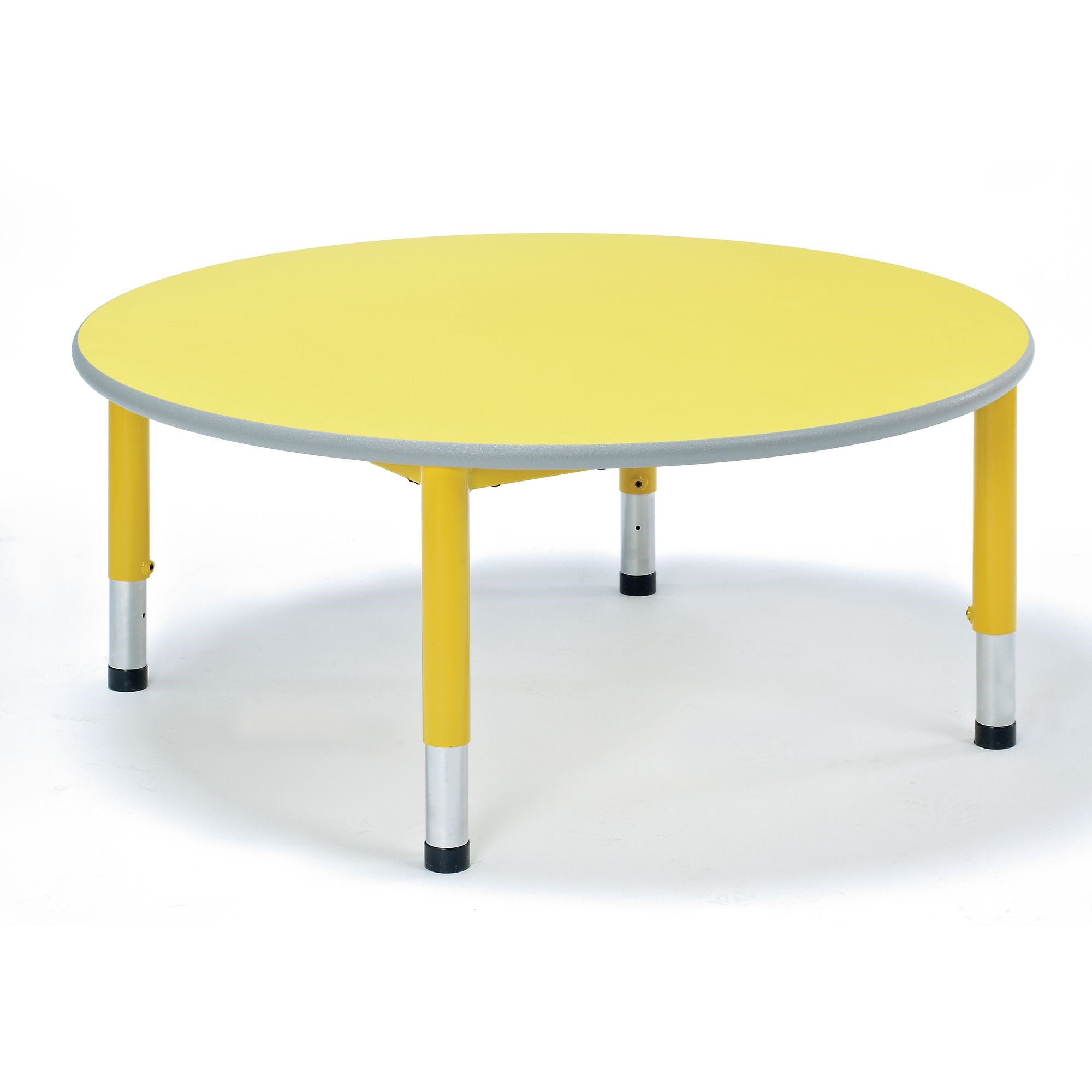 Harlequin Circular Table Purple
