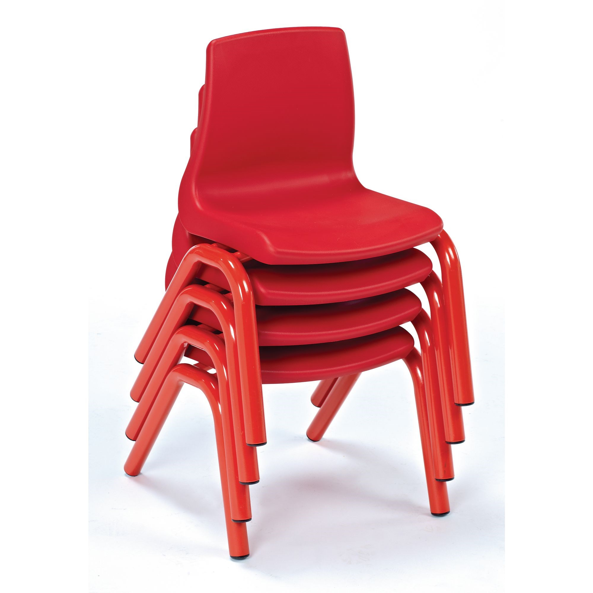 Harlequin Chairs Preschool Red