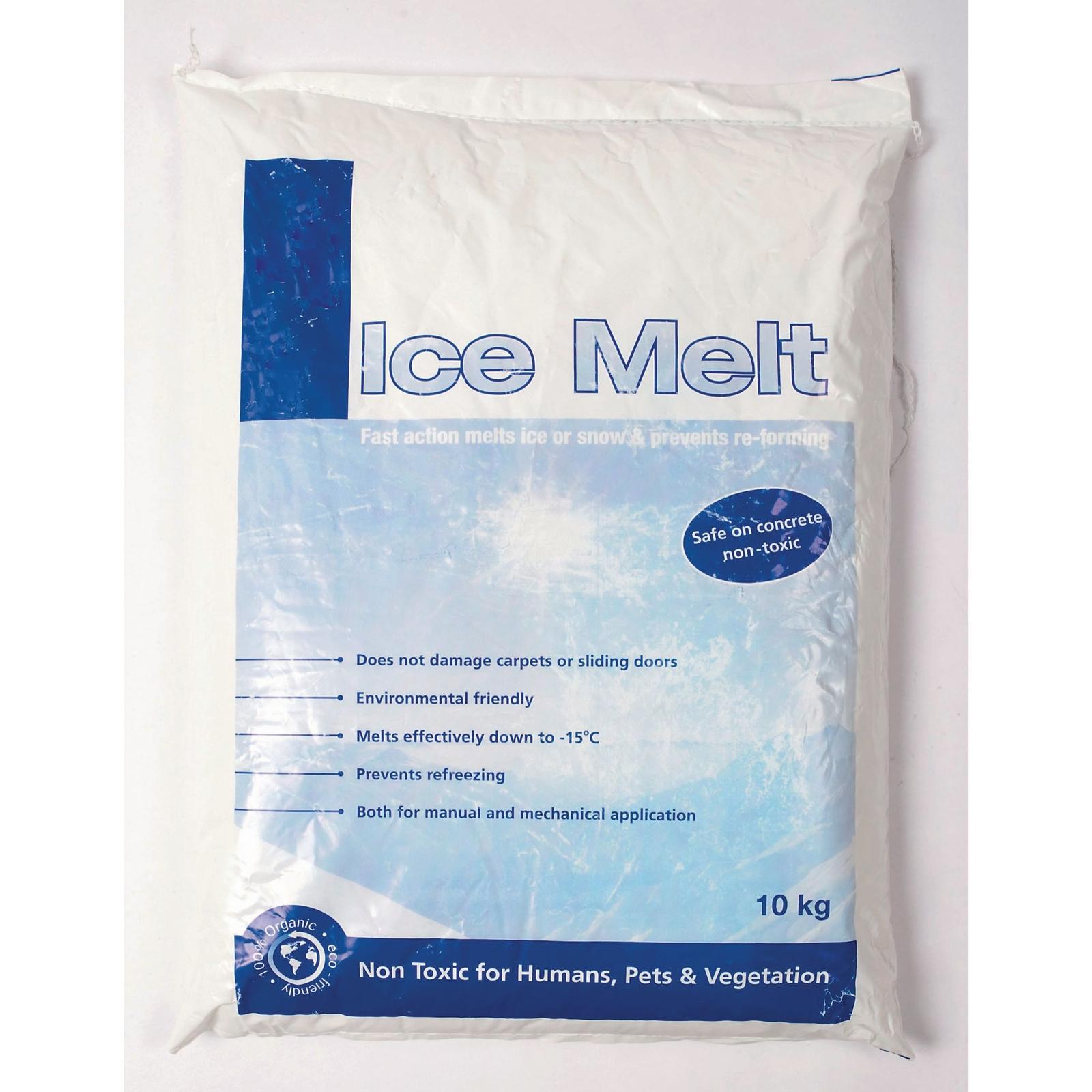 Rapid Ice Melt Granules