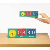 Time Flip Chart - Teacher