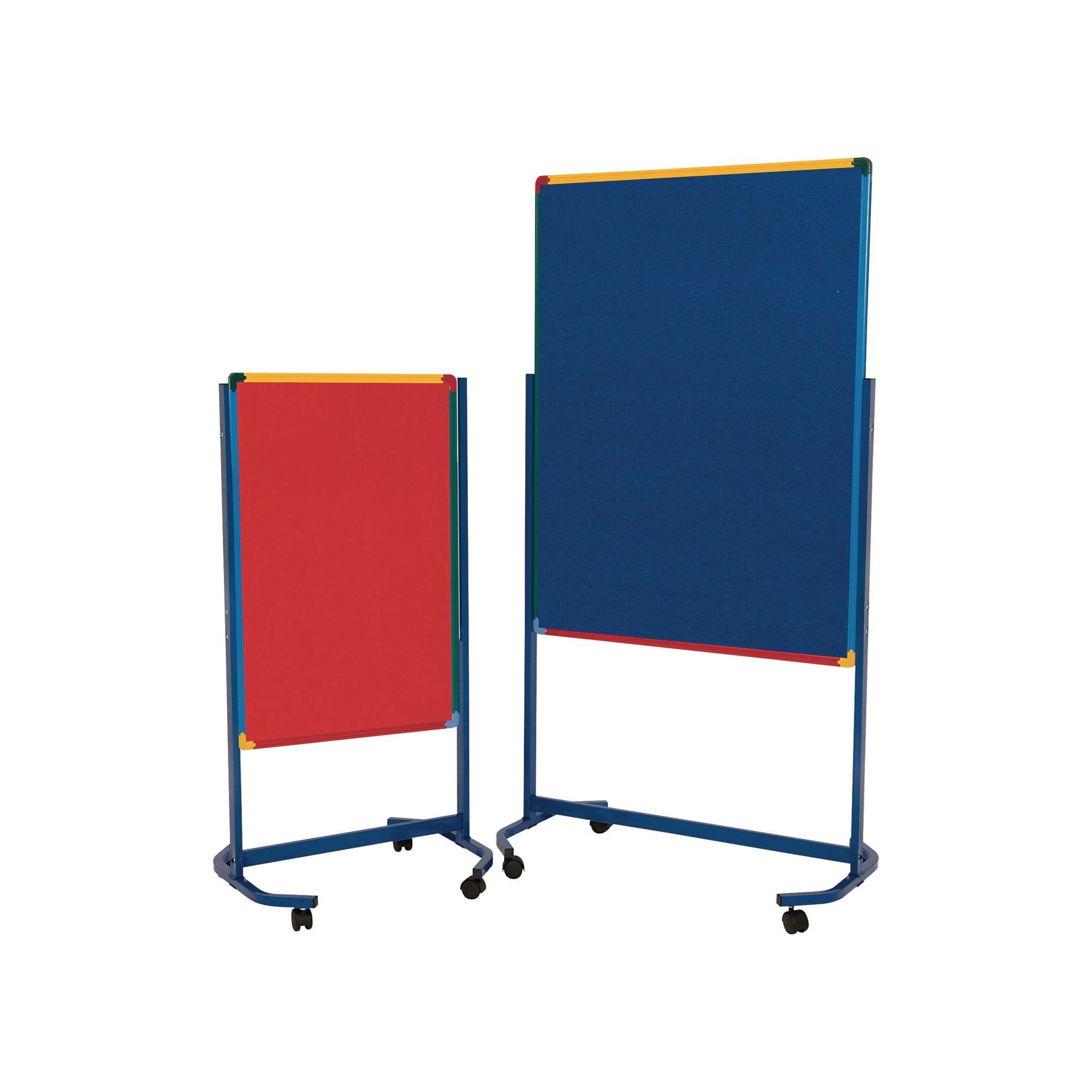 Junior Mobile Partitions - Red