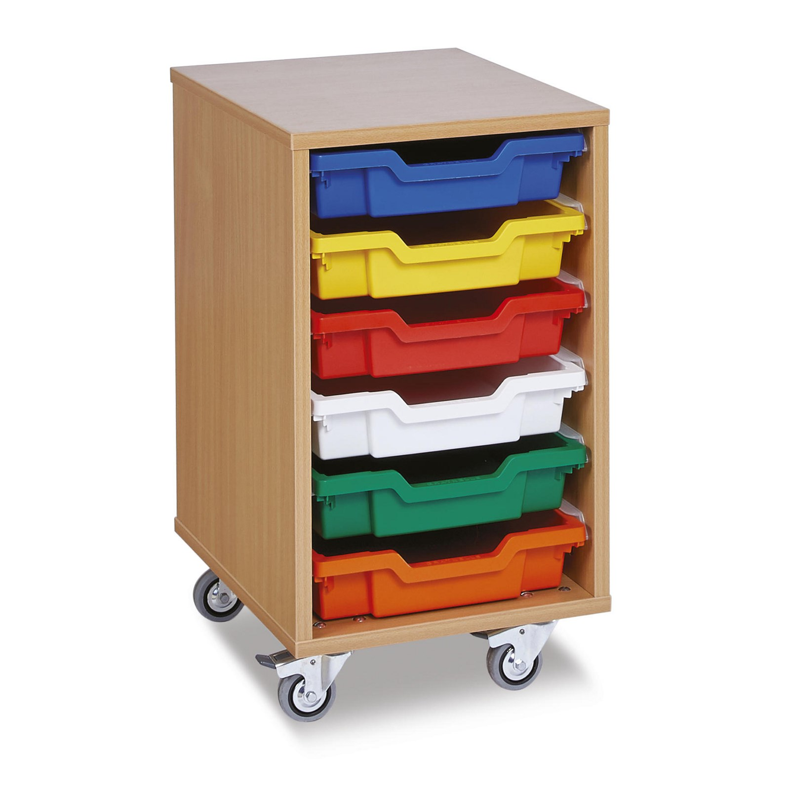 Single Bay Units - Colour Trays