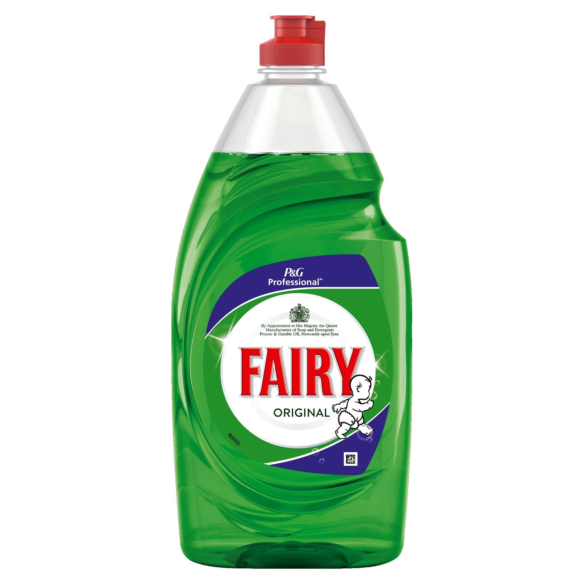 P&G Prof Fairy Washing Up Liquid 6x750ml
